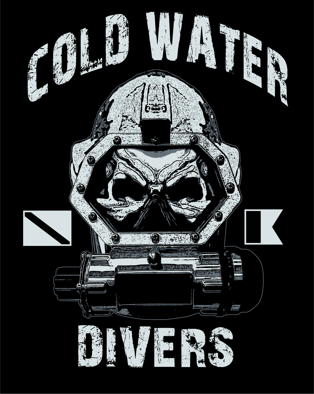 , Work, COLD WATER DIVERS Inc..., COLD WATER DIVERS Inc...
